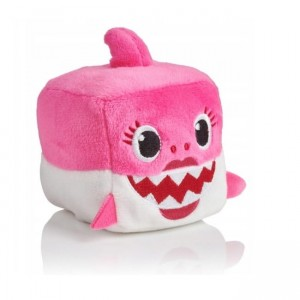 Baby Shark Cube Maskotka Pinkfong Różowy Mommy
