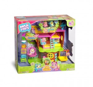 Moji Pops Playset Tree House