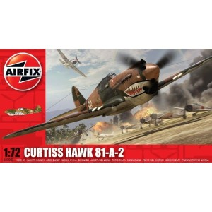 Airfix Curtiss P40B