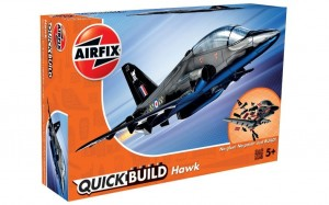 Airfix Model plastikowy QUICK BUILD BAe Hawk