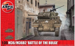 Airfix Model plastikowy M36/M36B2 Battle of the Bulge