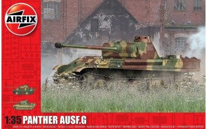Airfix Model plastikowy Panther G