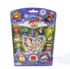 Super Zings 5 Blister 10 Pack 1 złota MagicBox