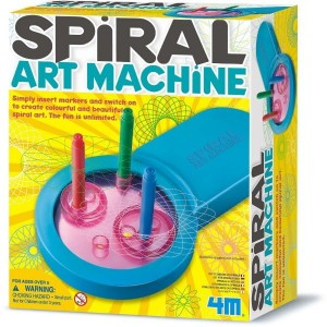 4m Spiral Art Machine