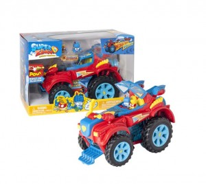 Super Zings S Hero Truck Monster Roller MagicBox